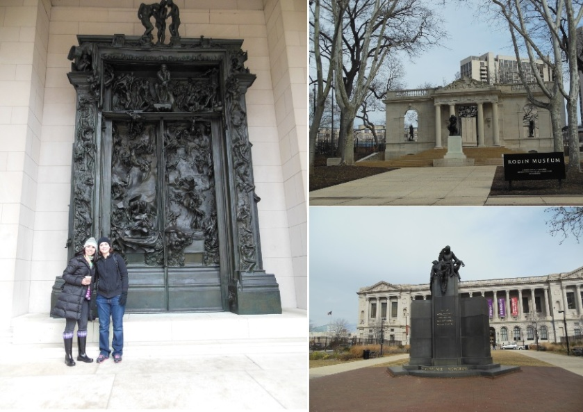 The gates of Hell, Rodin e Shakespeare